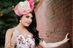 Kentucky Derby Style -  Pretty In Pink – Cheyenne Dakota