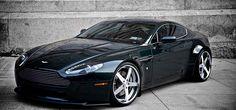 Aston Martins V8 Vantage