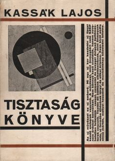 From the Lajos Kassak book, 1926