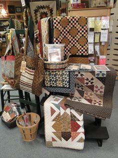 Heartspun Quilts ~ Pam Buda: Indiana Travels