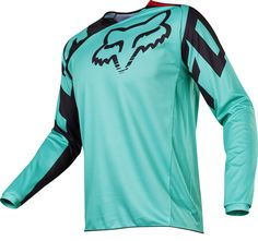 2017 FOX Racing MX Motocross 180 RACE Jersey Green Red Men's -- Awesome products selected by Anna Churchill