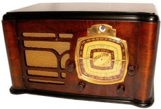 Truetone D 724 Restored Antique Radio - 1938  $1,450.00