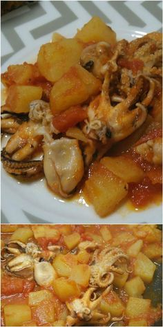 The Different Pastas in Italian Food Lunch Recipes, Seafood Recipes, Easy Dinner Recipes, New Recipes, Breakfast Recipes, Cooking Recipes, Favorite Recipes, Italian Pasta, Italian Dishes