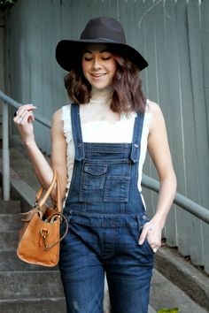 Overalls I might actually wear. (Can't believe they're back, but then again I loved them!)