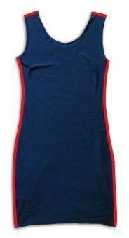 Kleid nähen, einfache Anleitung Jerseykleid