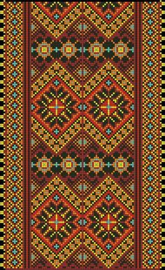 Ч Cross Stitch Borders, Cross Stitch Charts, Cross Stitch Designs, Cross Stitching, Cross Stitch Embroidery, Cross Stitch Patterns, Bead Loom Patterns, Beading Patterns, Embroidery Patterns