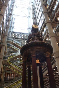 Lutine Bell, Lloyd's of London