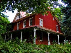 Chester Grove Plantation House 17, via Flickr.