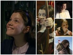 Lucy Pevensie in the Voyage of Dawn Treader