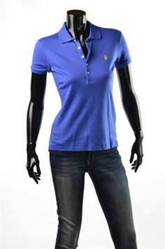 Shirt  XL NWT $70 Polo Ralph Lauren Classic Fit Blue Men T