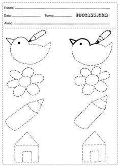 Snowball Math - Trace Numbers to 30 Tracing Worksheets, Kindergarten Worksheets, Worksheets For Kids, Dinosaurs Preschool, Preschool Writing, Pre Writing, Drawing For Kids, Kids Education, Preschool Activities