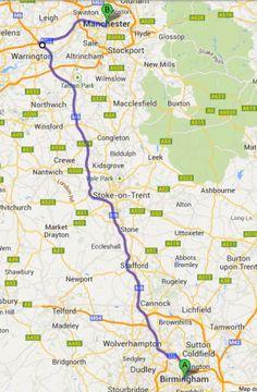 Steer Clear Of Traffic Jams While Using The M6 Motorway #United_Kingdom #M6_Birmingham #M6_Motorway