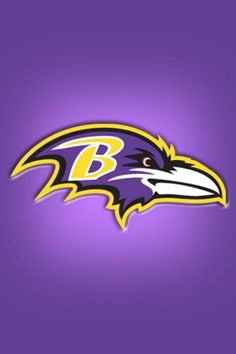 NFL Team Logo iPhone Wallpapers, Backgrounds and Themes Baltimore Ravens Wallpapers, Baltimore Ravens Logo, Baltimore Maryland, Sports Team Logos, Sports Teams, Jr Sports, Soccer Jerseys, Raven Logo, Funny Animal Quotes