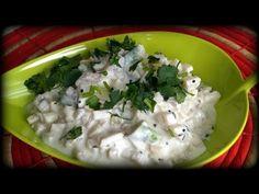 Banana Stem Raitha - Dosatopizza Indian Curry, Chutney Recipes, Curries, Curry Recipes, Banana, Chutneys, Cooking, Yogurt, Tips