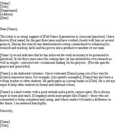 sample letter of recommendation estela kennen