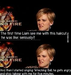 Funny Jennifer Lawrence in an interview about Catching Fire. Such humor she got. J Law, Humor Mexicano, Liam Hemsworth, Katniss Everdeen, Catching Fire, Jenifer Lawrance, Jennifer Lawrence Funny, Jennifer Lawrence Hunger Games, Br Games