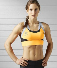 Reebok Spartan Pro Sports Bra Women's Running Apparel