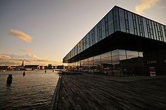 Theater House, Copenhagen
