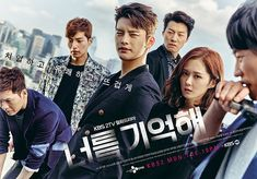I Remember You, Kdrama. Great storyline along with excellent acting. If you like law and order, multi dimensional characters and stories that makes you rethink about the definition of evil and good, you'd like this one!
