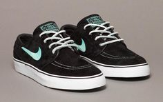 Nike-SB-Zoom-Stefan-Janoski-Black-Mint