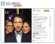 Na mídia - Veja famosos que usam Gravata Borboleta Dois Maridos