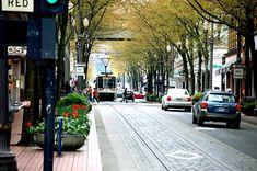 Portland, Oregon . Urbanism