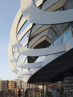 Médiacité Mall | Ron Arad Architects - Arch2O.com