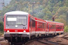 D DB 928 337 Geislingen an der Steige 18-09-2009 by peters452002, via Flickr
