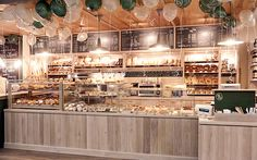 2nd Spaceagency Designed Bakery opens in Moscow