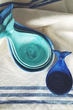 Whale-Tail Measuring Cups #anthropologie #AnthroFave