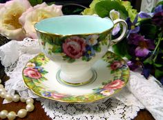 Paragon Bone China Tea Cup by Appointment by TheVintageTeacup