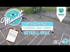 The Milkshake Netball Drill is a definitely player favourite across all ages and ability levels. I have yet to come across a player that doesn't love it! Netball Coach, Passing Drills, Agility Training, Basketball Drills, Rugby League, Yet To Come, Kids Sports, Milkshake