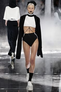Catwalk photos and all the looks from Fenty Puma by Rihanna Autumn/Winter 2016-17 Ready-To-Wear New York Fashion Week