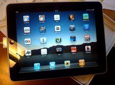 My brand new free iPad!! woohoo thanks