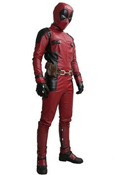 Awesome movie inspired Deadpool costume that can be tailored to fit your specific sizes! This will turn heads at any cosplay event. Deadpool Halloween Costume, Deadpool Cosplay, Boy Halloween Costumes, Movie Costumes, Character Costumes, Cosplay Costumes, Halloween Party, Dead Pool, Kids Costumes Boys