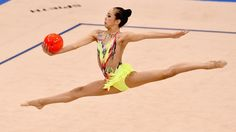 Rhythmic Gymnastics World Championships 2015 - Day 1