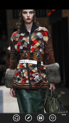 monikate in Germany is hacking this version of the Prada sweater