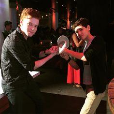 Batman vs. Joker: whoever wins takes Gotham #pingpong @gothamonfox