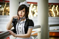 Original maid Cosplay Photo - Cure WorldCosplay