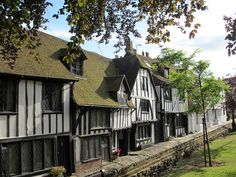 Half-timbered houses, Church Square, Rye, England   Flickr - Photo Sharing!