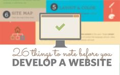 26 Things to Note Before You Develop a Website   16501