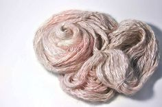 Silk Halo in Moon Rose - One of a Kind