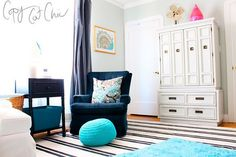 Copy Cat Chic | Arden's Finished Nursery