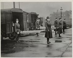 Lots of old Red Cross photos