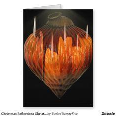 Christmas Reflections Christmas Cards
