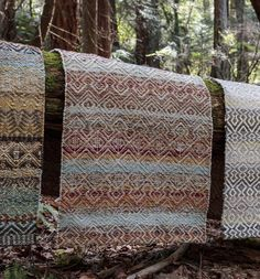True North Textiles - Design Studio — Jasper Brick x Loom Weaving, Hand Weaving, Weaving Designs, True North, Love Art, Textile Design, Jasper, Wool Rug, Brick
