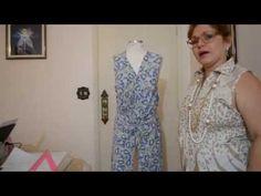 DIY : Acabamento com costura inglesa ou rebatida - Aula 54 - YouTube