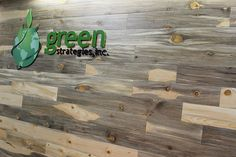 Beetle kill pine paneling from Sustainable Lumber Co.