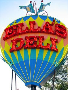Ella's Deli & Ice Cream Parlor in Madison, Wisconsin is probably the most kid-friendly restaurant in Dane County. Kid Friendly Restaurants, Fun Restaurants, Wisconsin Dells, Madison Wisconsin, Roadside Attractions, Wisconsin Attractions, Cool Restaurant, Ice Cream Parlor, Big Top