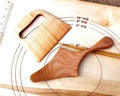Wooden Pie